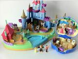 POLLY POCKET DISNEY LA BELLE ET LA BETE