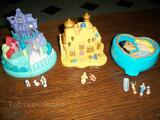 POLLY POCKET DISNEY +PERSONNAGES