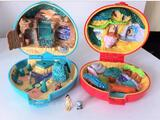 POLLY POCKET DISNEY POCAHONTAS ET LE ROI LION