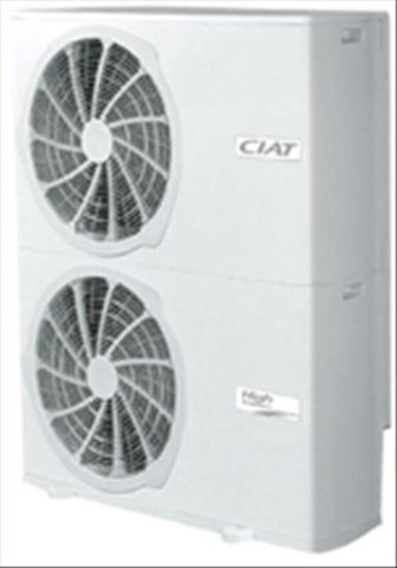 Pompe à chaleur CIAT Aqualis Caléo 60H 56547421