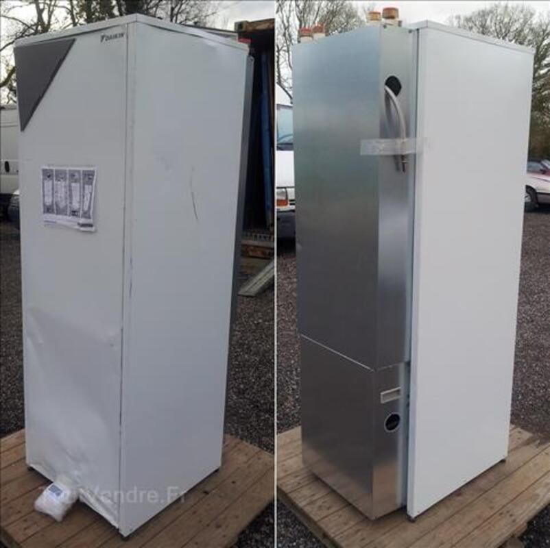 Pompe chaleur air/eau daikin module interieur neuf 102215546