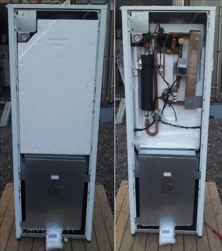 Pompe chaleur air/eau daikin module interieur neuf 102215564