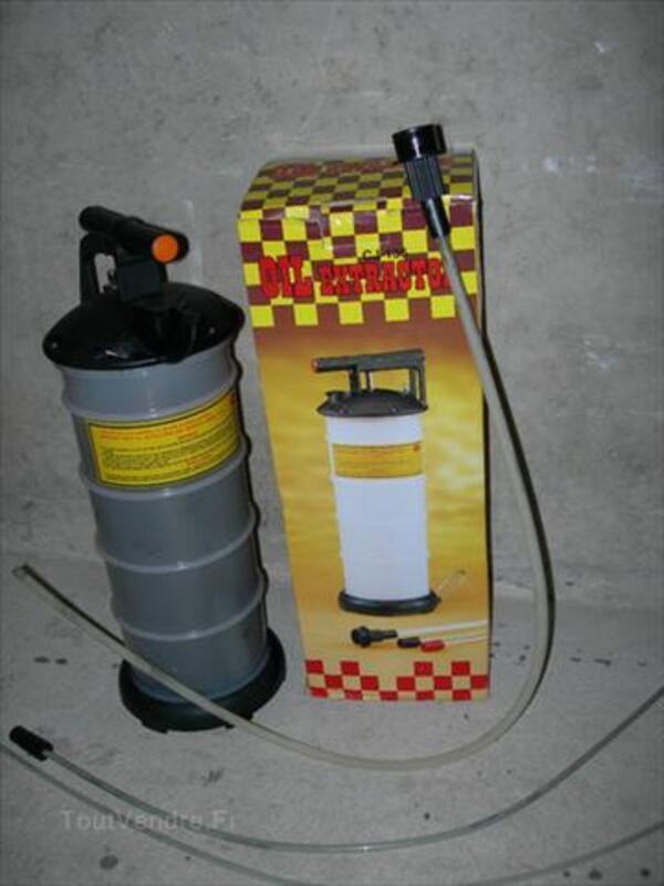 Pompe vidange / pompe aspiration 56460732