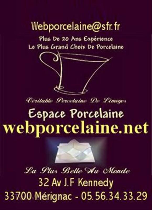 Porcelaine Gironde 49744755