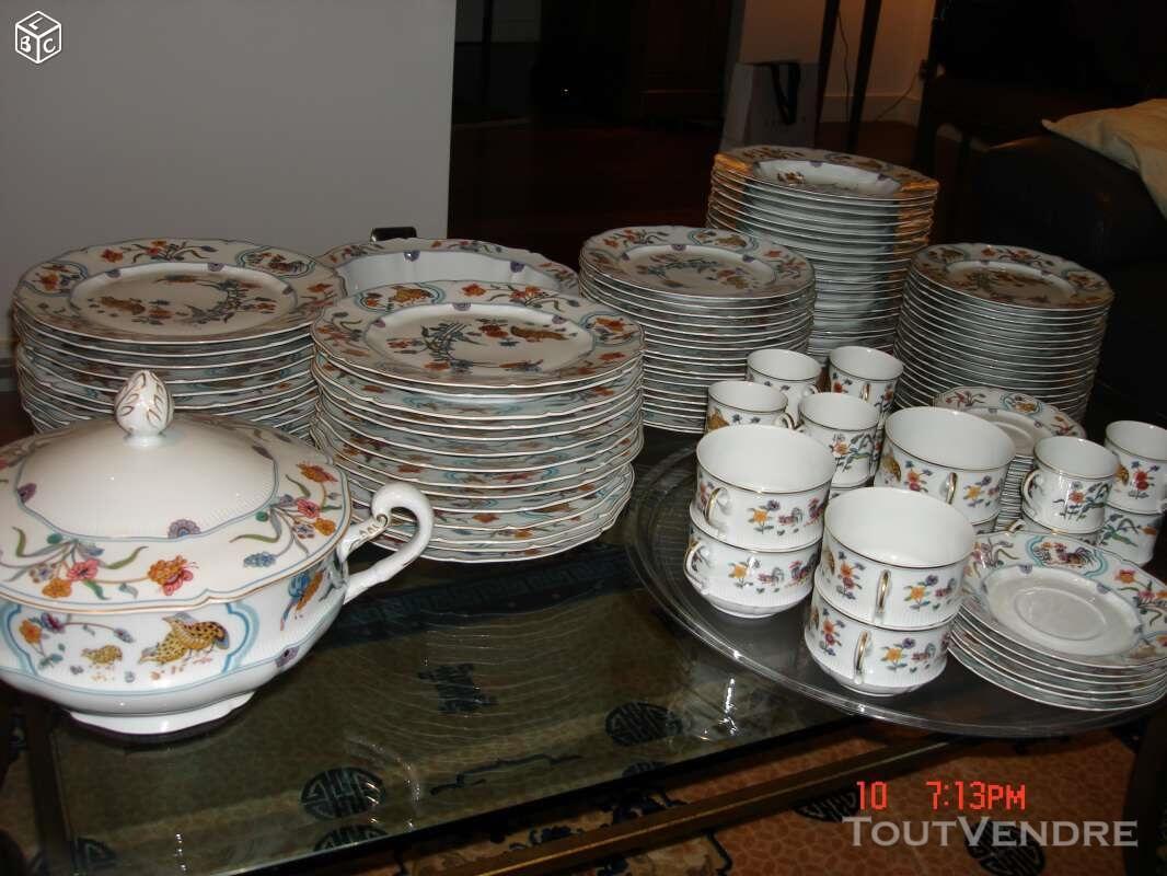 """Porcelaines """"service aux cailles""""HAVILAND 125961773"""