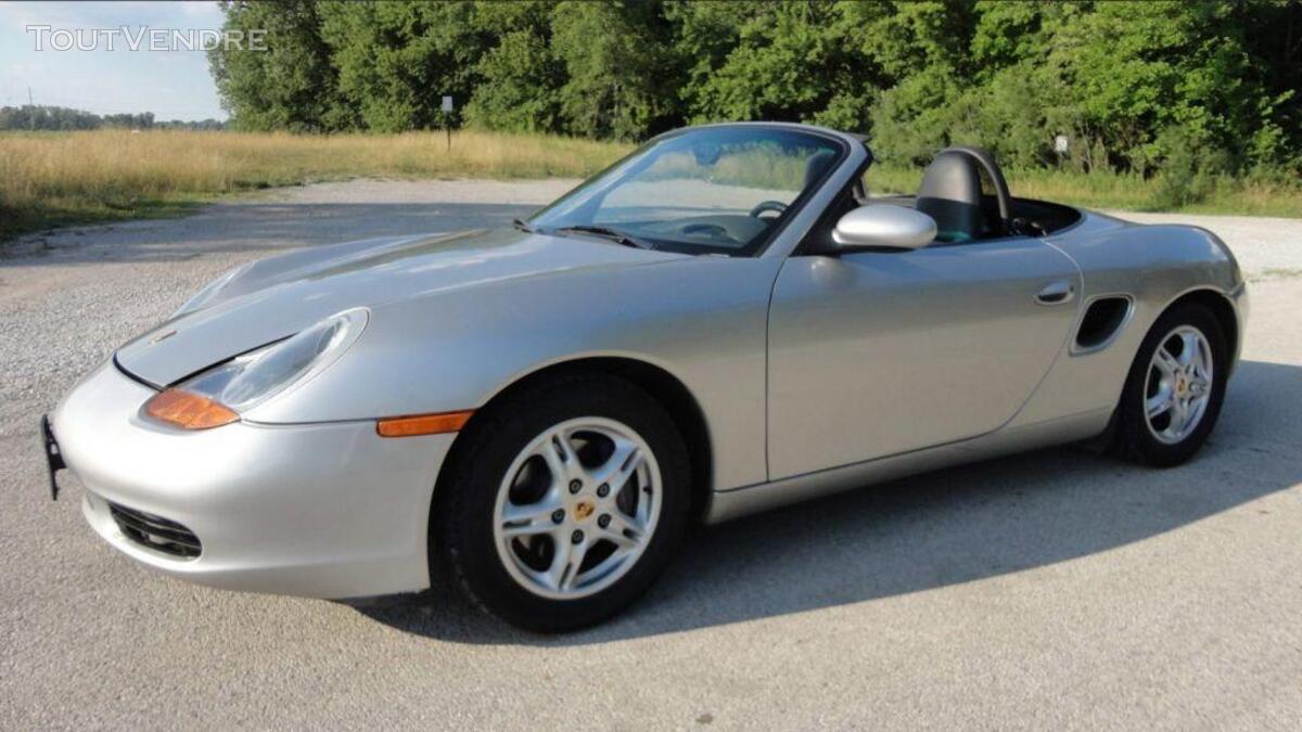 Porsche Boxster 1998 378719220