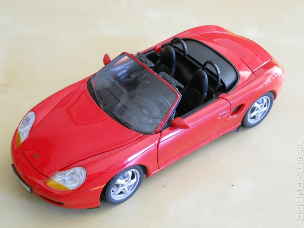 Porsche Boxter UT Model 1/18 125749240