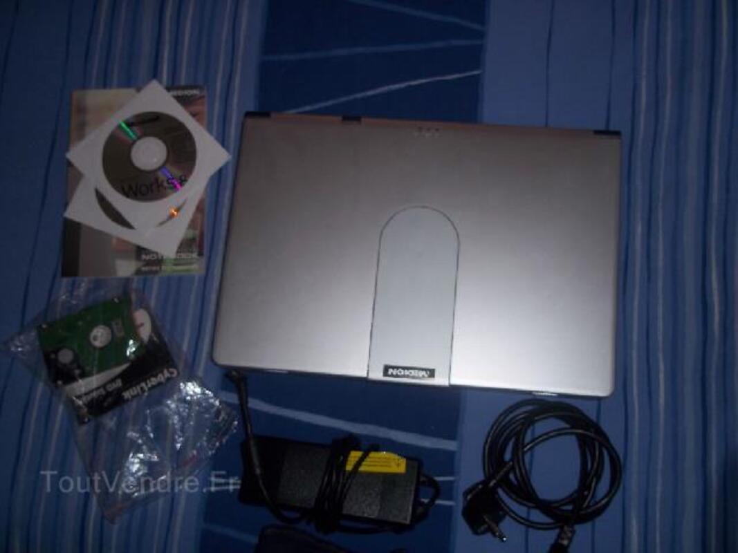 Portable médion 91259162