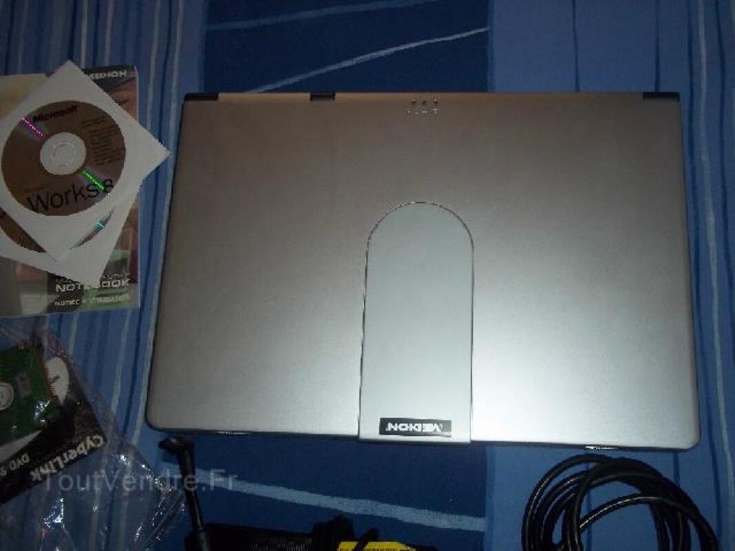 Portable médion 91259163