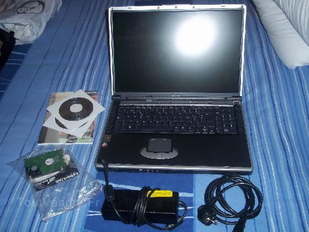 Portable médion 91259164