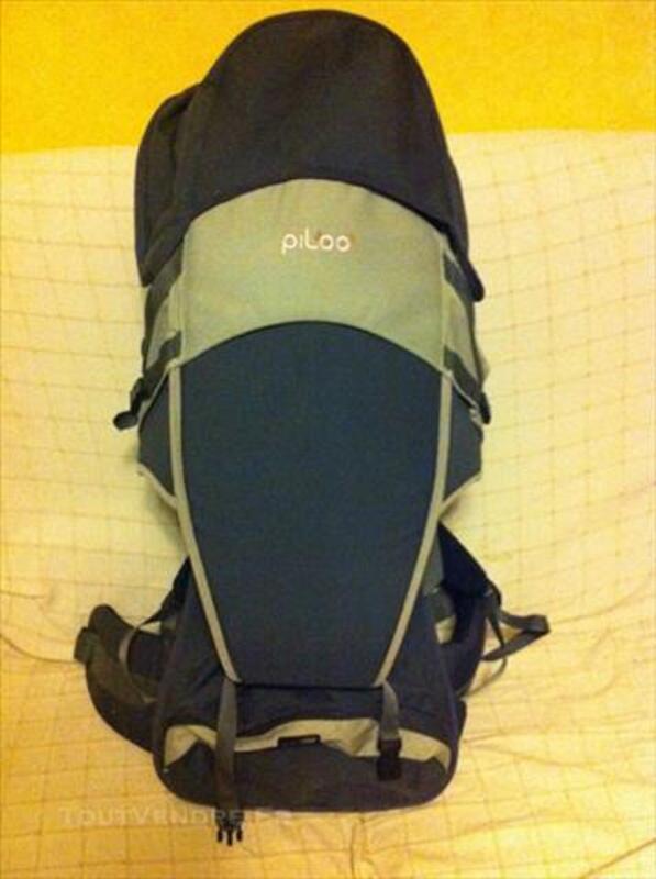Porte bébé Lafuma Gris Piloo Impeccable 85708169
