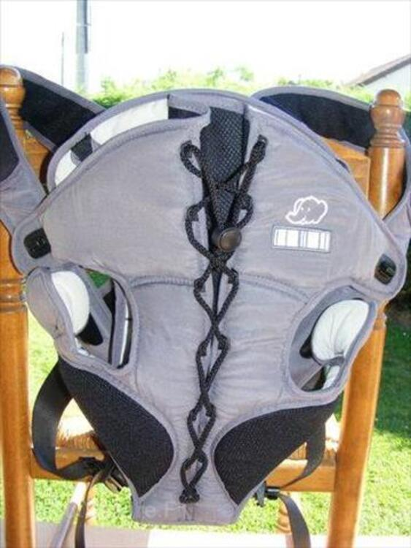Porte bébé ventral SQUAW 2 de Bébé confort 96444524