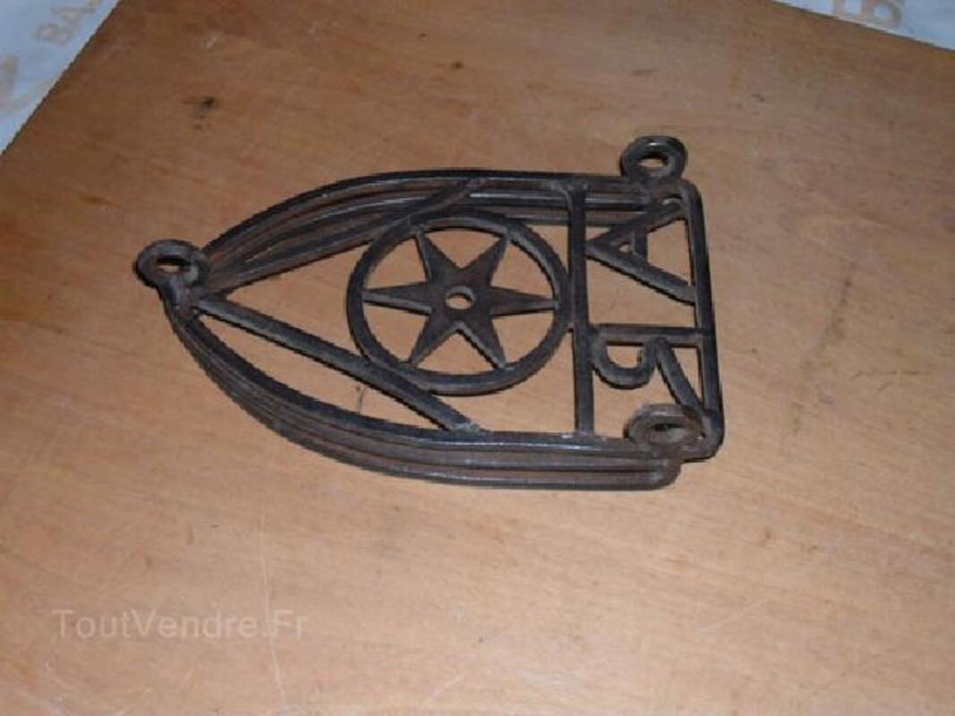 Porte fer a repasser ,outil ancien,art populaire 90027743
