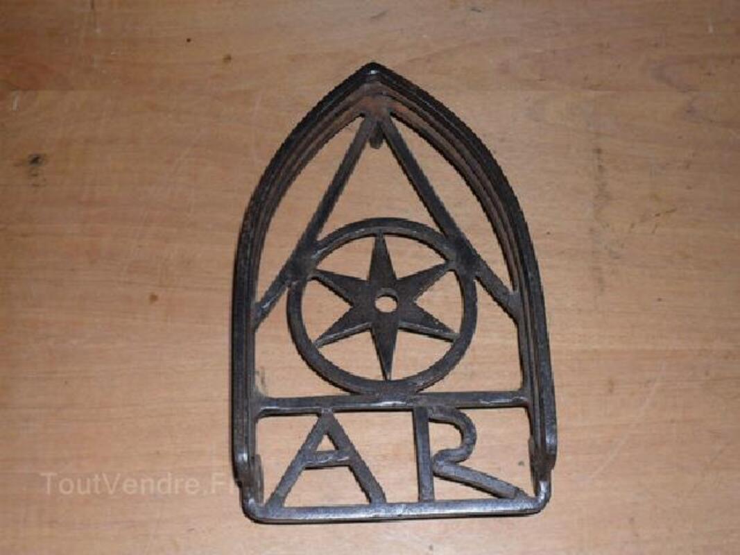 Porte fer a repasser ,outil ancien,art populaire 90027744