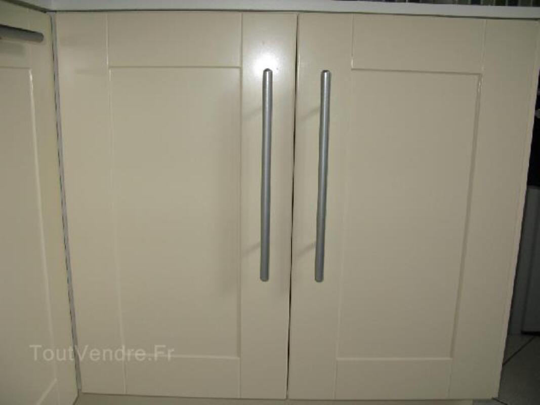 Portes cuisine Ikéa « Adel » couleur crème 92576924