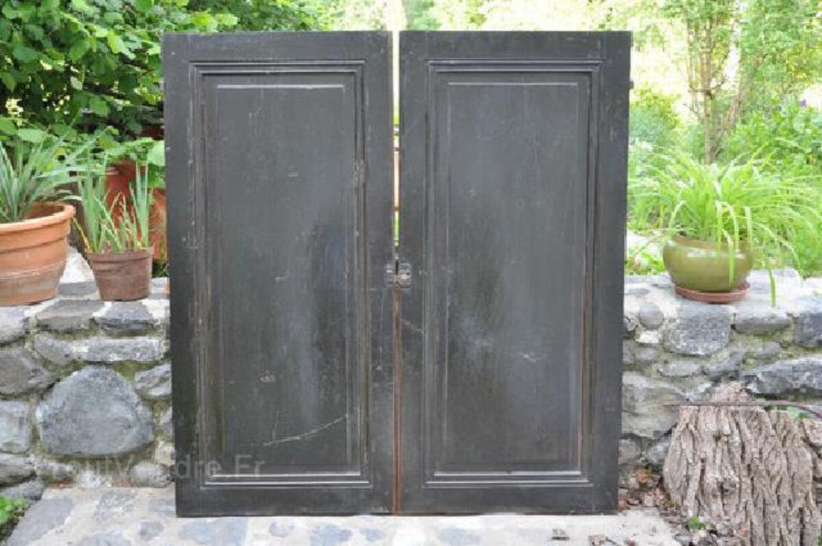 Portes de placard anciennes 91461698