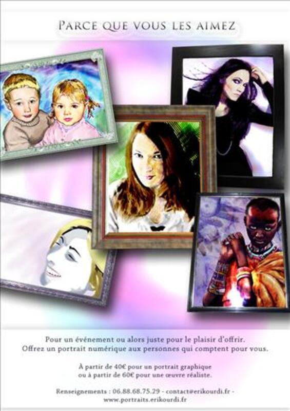 Portraits numériques 24986798