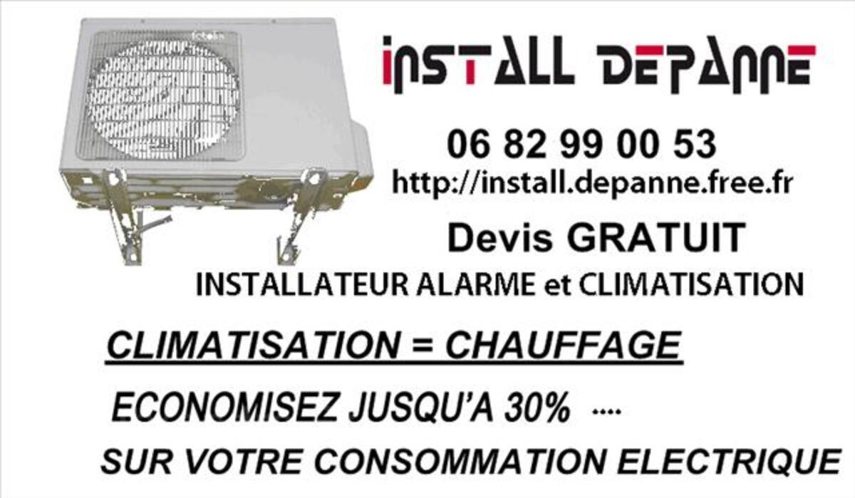 Pose alarme domicile- PROMO 2011 9771