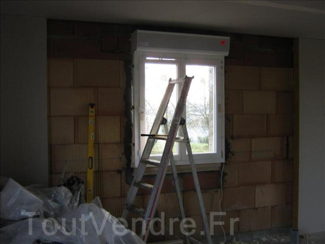 Pose menuiserie,cloisons interieur et faux plafond,carrelage 47191379