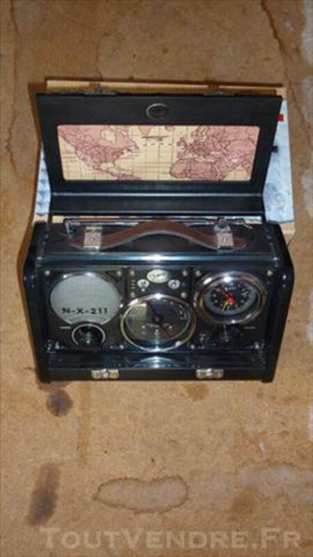 POSTE RADIO-HORLOGE 76206684
