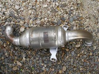 Pot catalytique pour PEUGEOT 307 moteur 1.6 HDI 110