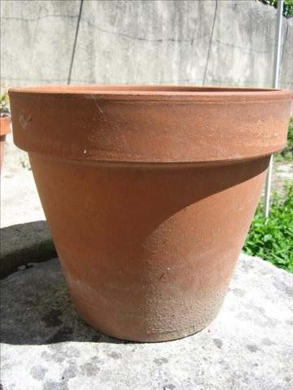 Pots terre cuite +coupelle 32825372