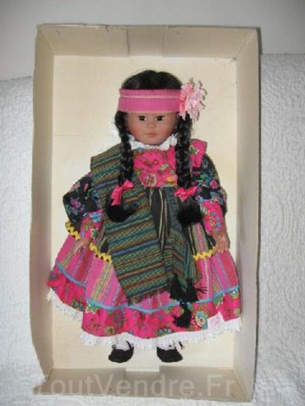 Poupee  princesse   maya   marque corolle  refabert 93617864