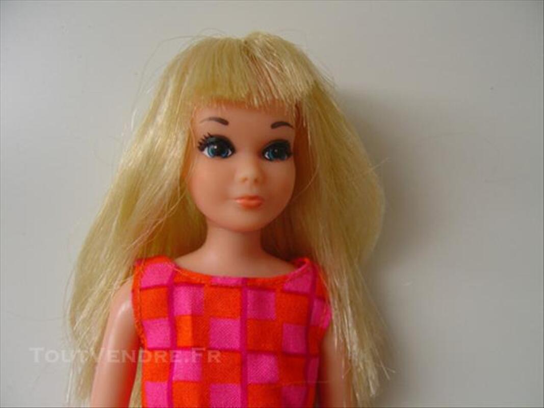 Poupée SKIPPER Twist N' Turn 1969 Barbie Vintage 84783677