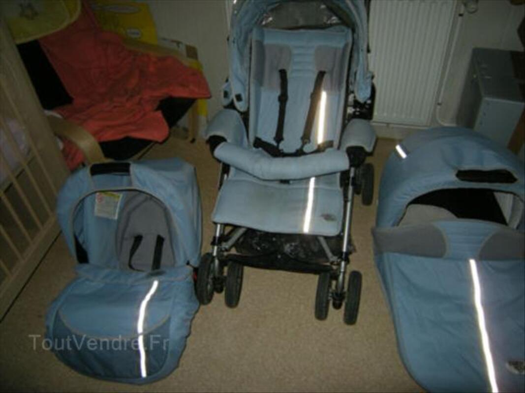Poussette baby relax 3 en 1 56519114