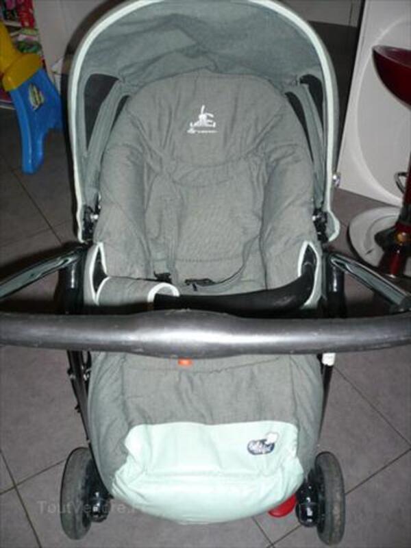 Poussette BB Confort Elite Avenue + ombrelle 66094819