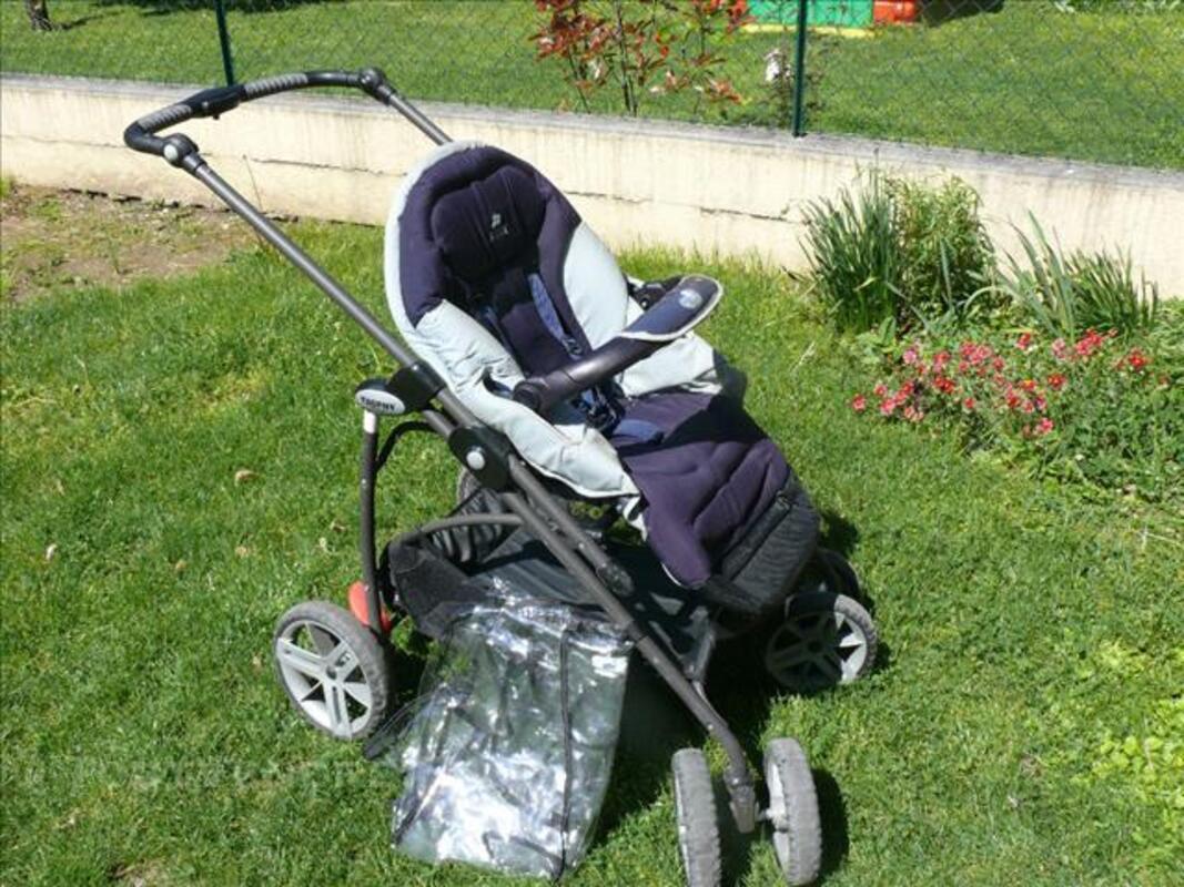 Poussette bébé confort châssis TROPHY 76870860