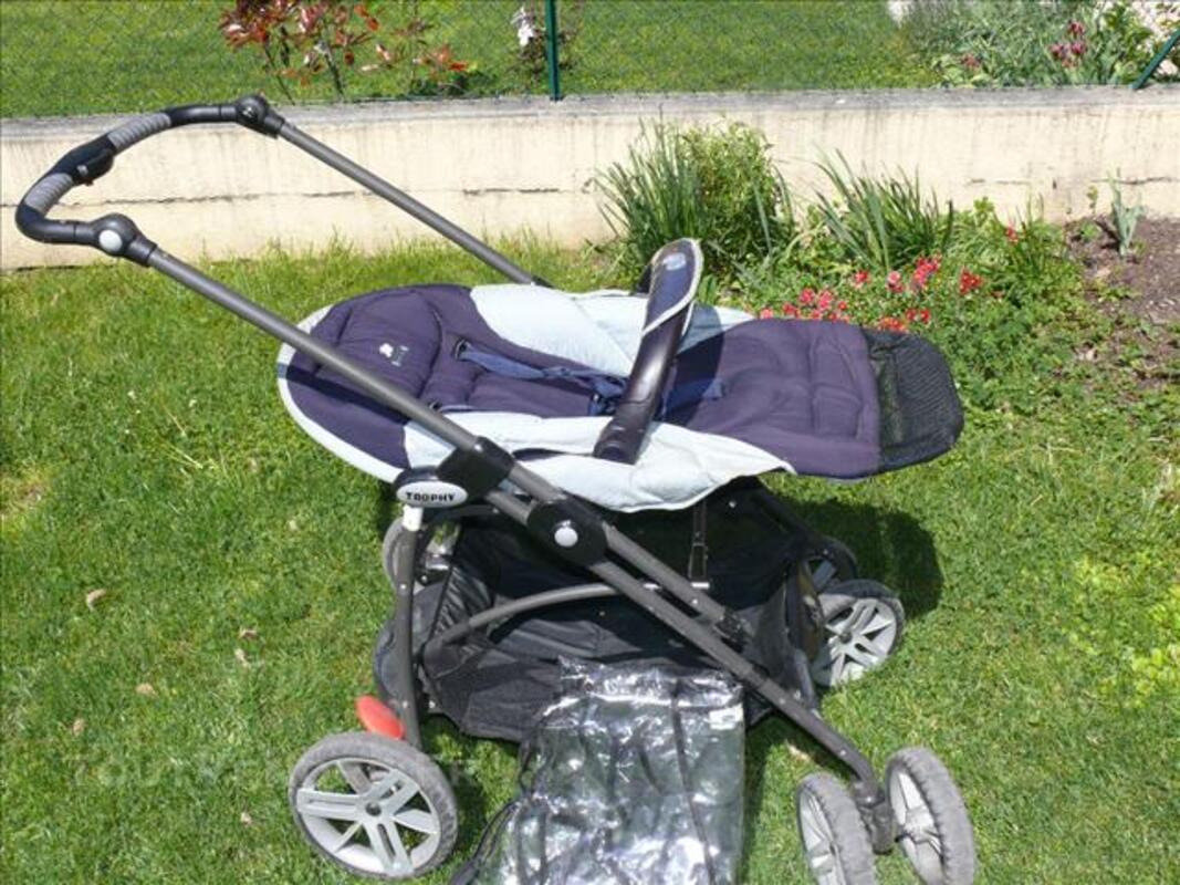 Poussette bébé confort châssis TROPHY 76870861