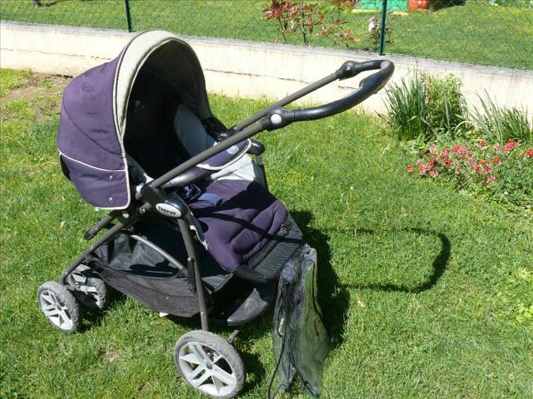 Poussette bébé confort châssis TROPHY 76870862