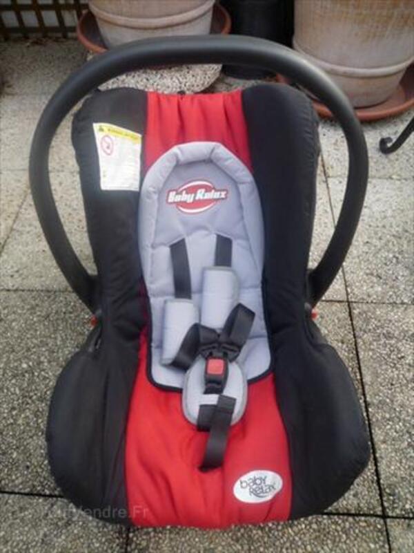 Poussette et siège-auto Baby Relax 64565299