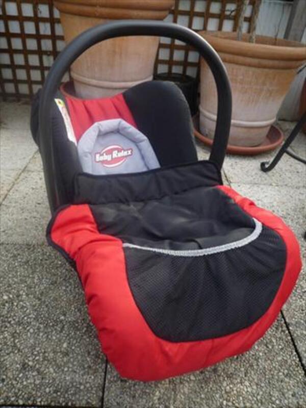 Poussette et siège-auto Baby Relax 64565300