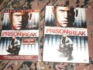 PRISON BREAK saison 1 collector + dvd bonus