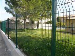 Prix IMBATTABLE panneau clôture GRILLAGE RIGIDE