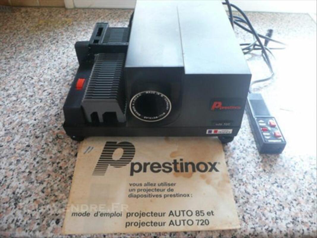 Projecteur diapositives PRESTINOX AUTO 720 comme neuf 84572513