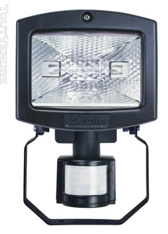 Projecteur halogene Pro 150/180 avec Detecteur Coloris Noir 133707424
