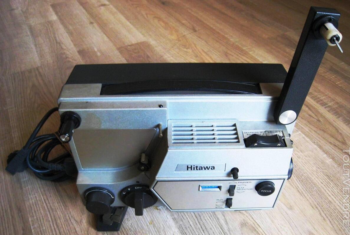 Projecteur Hitawa / Projecteur ciné bi-format 218721308