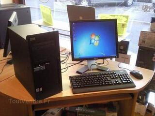 """PROMO PC complet IBM+ECRAN 17""""LCD GAR 6MOIS"""
