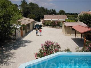 Proprièté Maison - type Camarguaise de 1999 en Ardèche-Sud