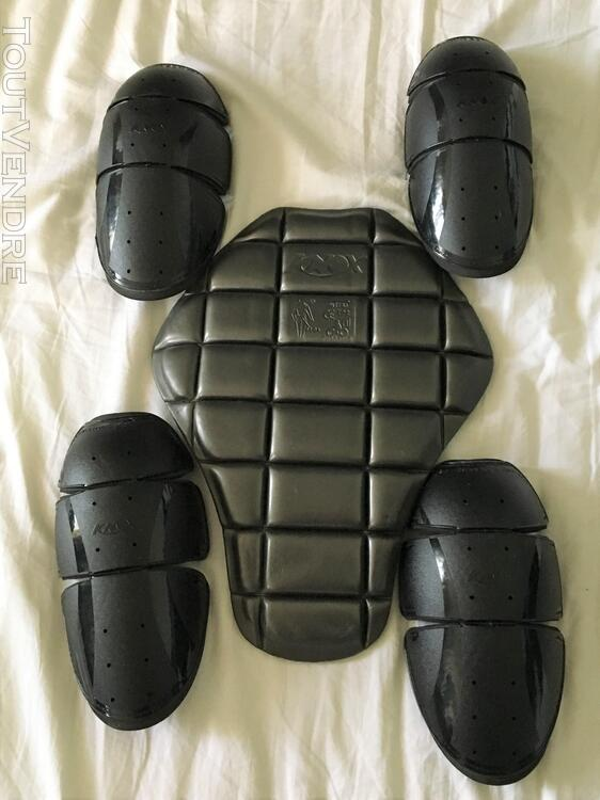 Protections pour blouson de moto 379532556
