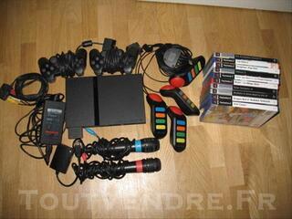 PS2 - Console de jeux Playstation SCPH-77004