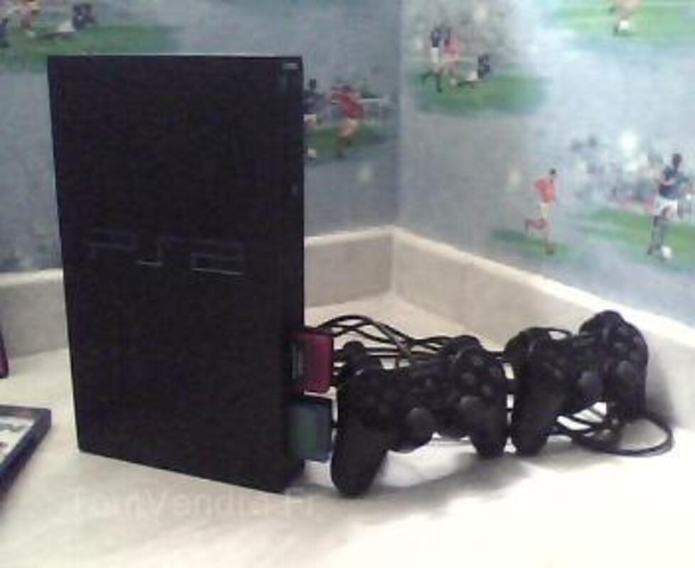 PS2 + jeux + accessoires 14264826