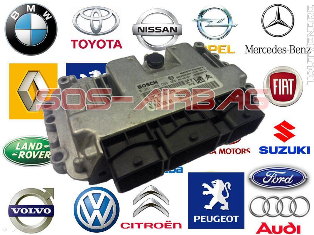 PSA Bosch EDC16c3 Peugeot - Citroën sans Anti-demarrage immo 622666364