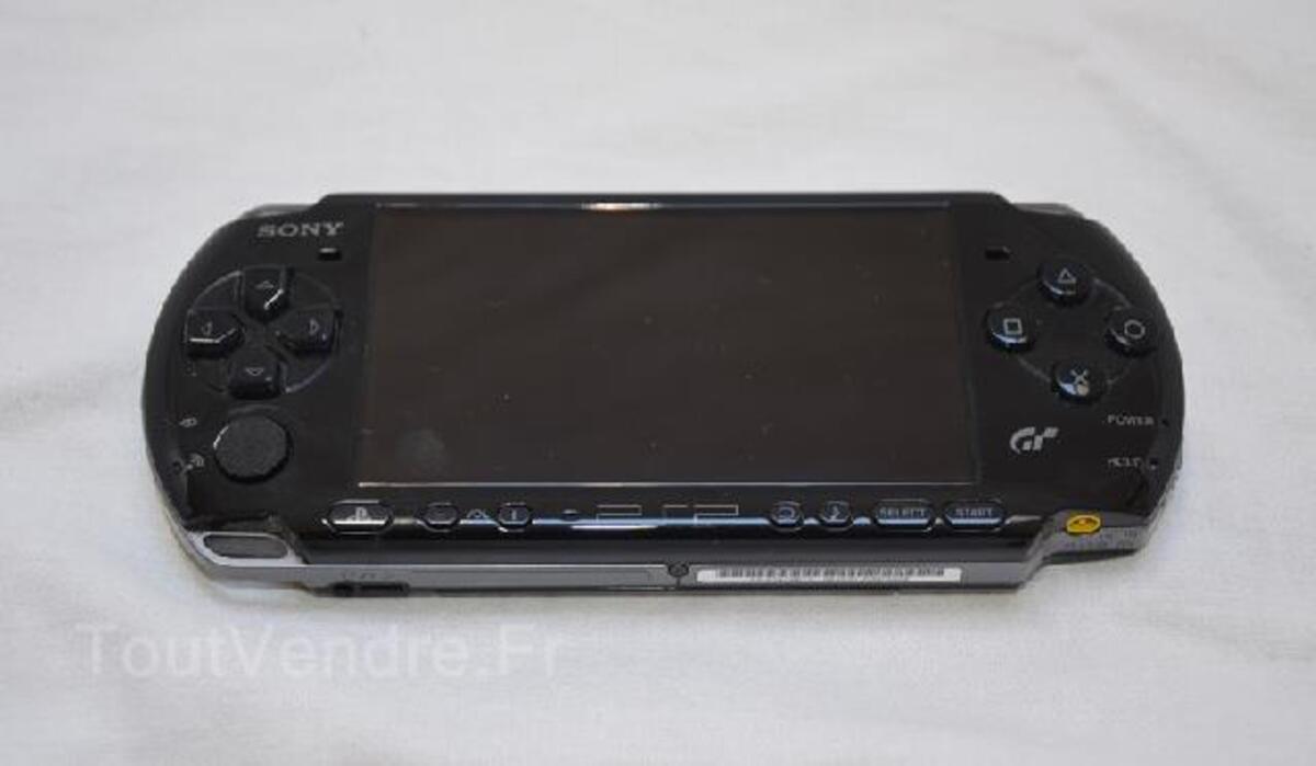 PSP 3004 + 17 jeux 92591440