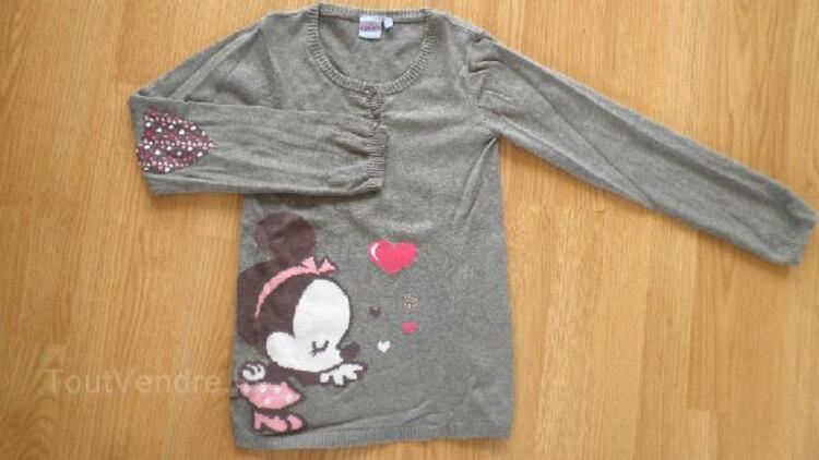PULL FILLE 10 ANS 91869792