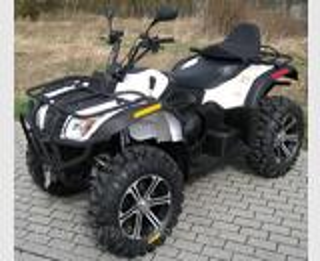 Quad 500cc 4x4 homologué route 2 ou 3 places