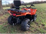 Quad Quadilla Cforce 450 2018